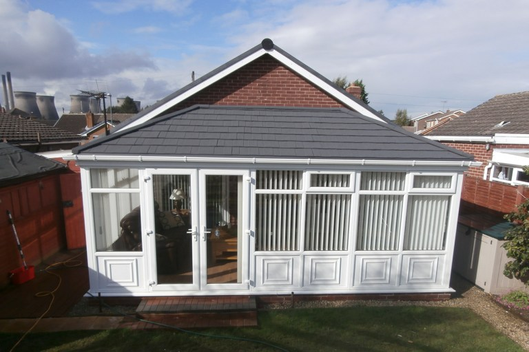 Edwardian Double Warm Roof