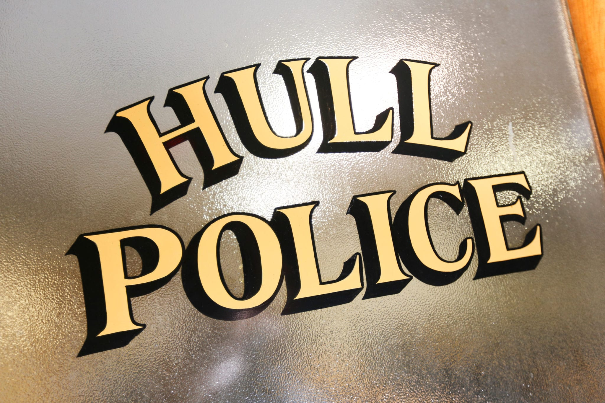Domestic Violence - Hull Police Department