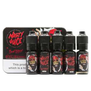 Nasty Juice Bad Blood 5x10ml