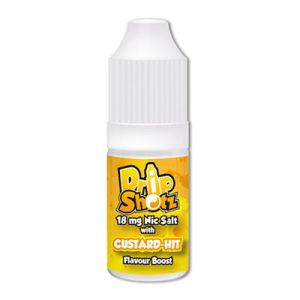 Custard Hit Drip Shotz 10ml