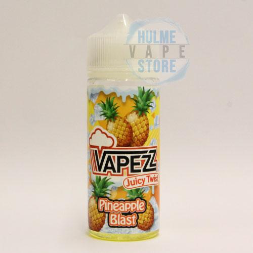 vapezz - pineapple blast