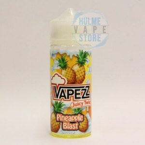 vapezz - pineapple blast