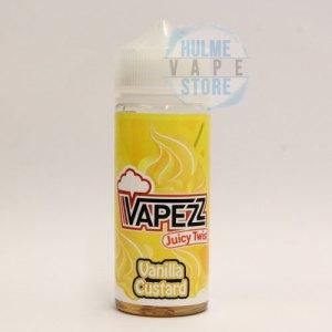 vapezz Vanilla Custard