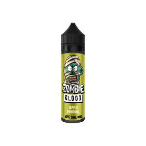 Apple Menthol by Zombie Blood 50ml