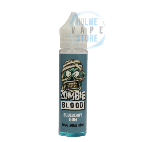 BLUEBERRY-GUM by Zombie Blood 50ml