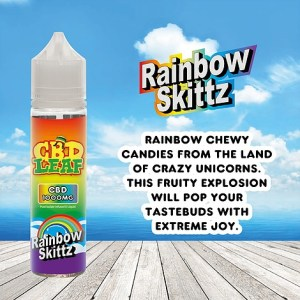 Rainbow Skittz by CBD LEAF 50ml