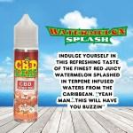 Watermelon Splash by CBD LEAF 50ml