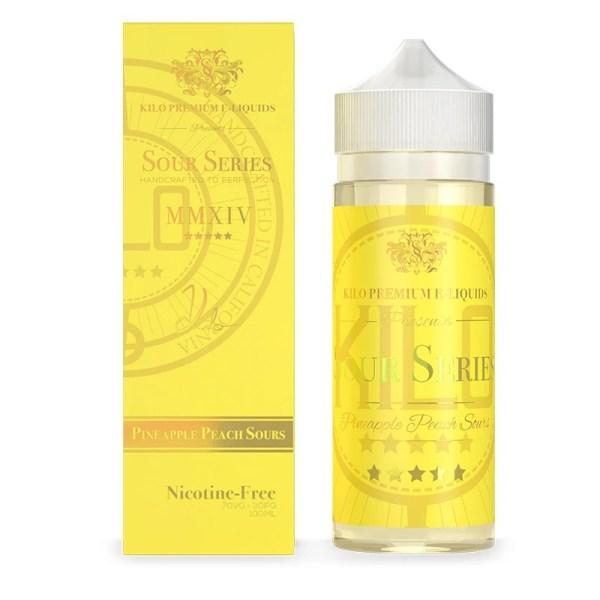 Kilo Juice - Pineapple Peach Sours