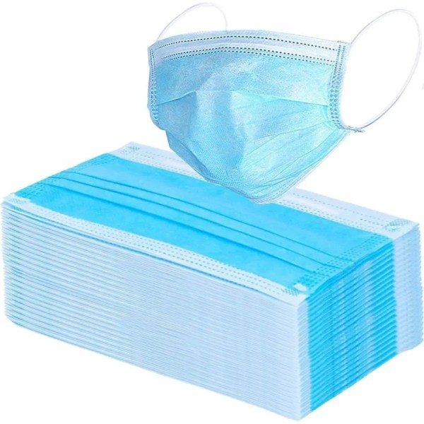 Surgical 3 Ply Disposable Face Mask