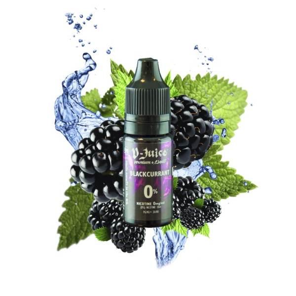 Blackcurrant by V-Juice