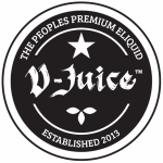 VJuice Badge WHITE