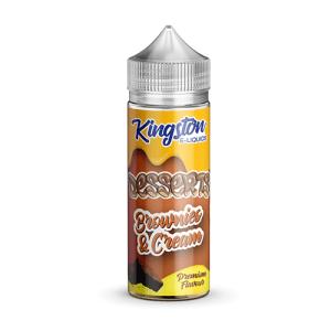 Brownie & Cream by Kingston Desserts