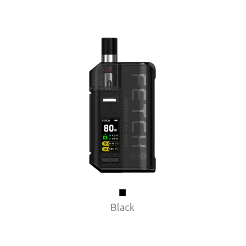 Smok Fetch Pro Kit Black
