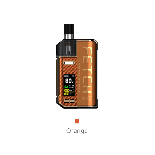 Smok Fetch Pro Kit Orange