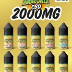 2000mg by Amazonia CBD 30ml