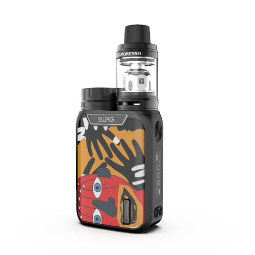 Hands Swag 80w Kit by Vaporesso