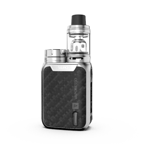 Stainless Steel Swag 80w Kit by Vaporesso