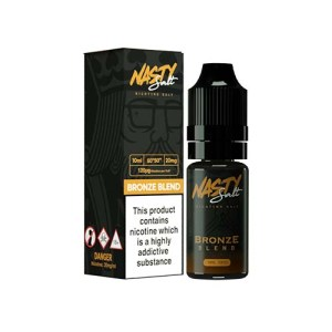 Nasty Salts 10ml Bronze Blend