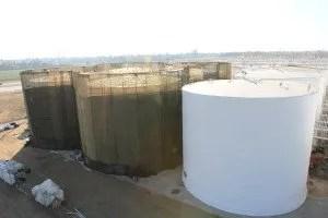 Wine Tank Insulation