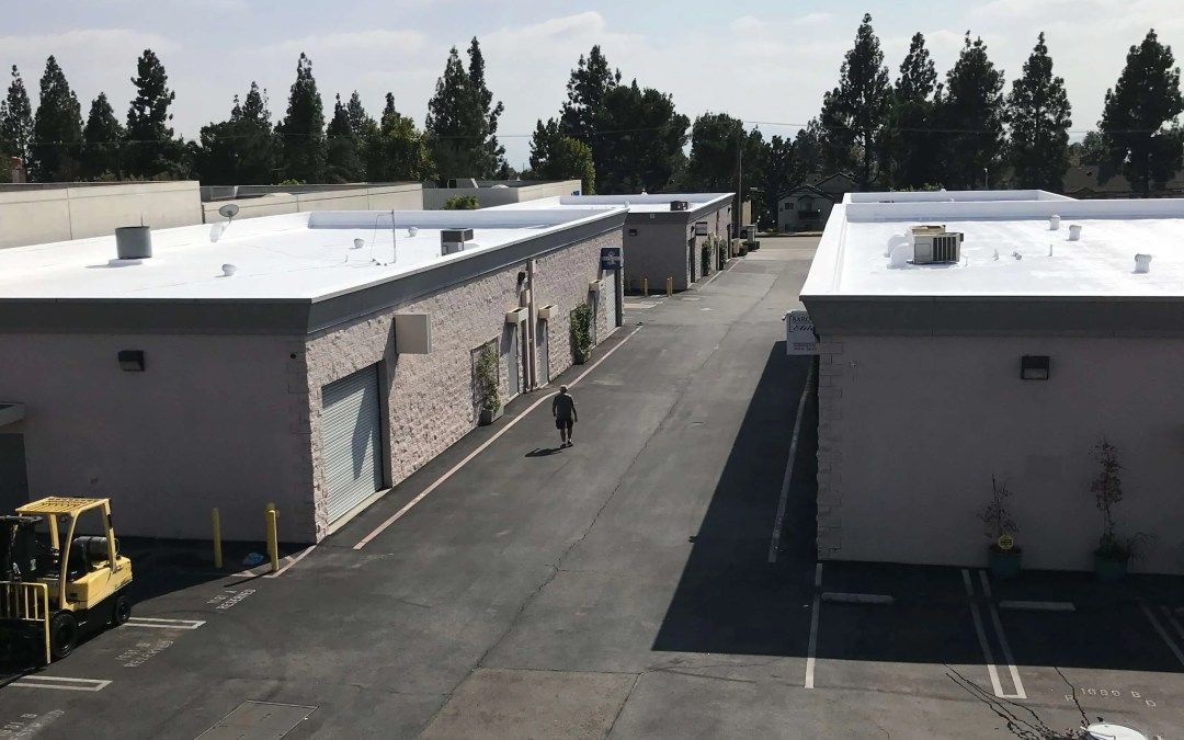 Spray Foam Roof Upland