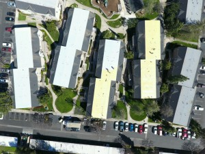 Hulsey Contracting Inc Moreno Valley Spray Foam Roofing Project 002