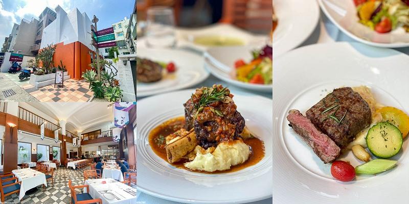 台南美食排餐『 轉角餐廳 Corner Steak House 』台南約會聚餐首選!親民商業午餐超推薦!不限平假日 台南牛排 