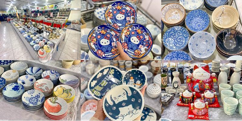 日本碗盤瓷器特賣會 日本原裝進口碗盤! 有田燒、萬古燒、美濃燒銅板價買回家~1個40元3個100元起!台南限時特賣會 