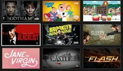 Hulu Plus Shows