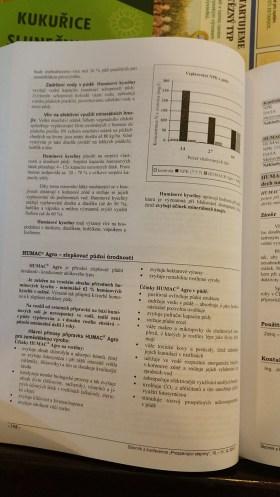 Článok o vplyve a významu aplikácie HUMAC Agro pri pestovaní olejnín