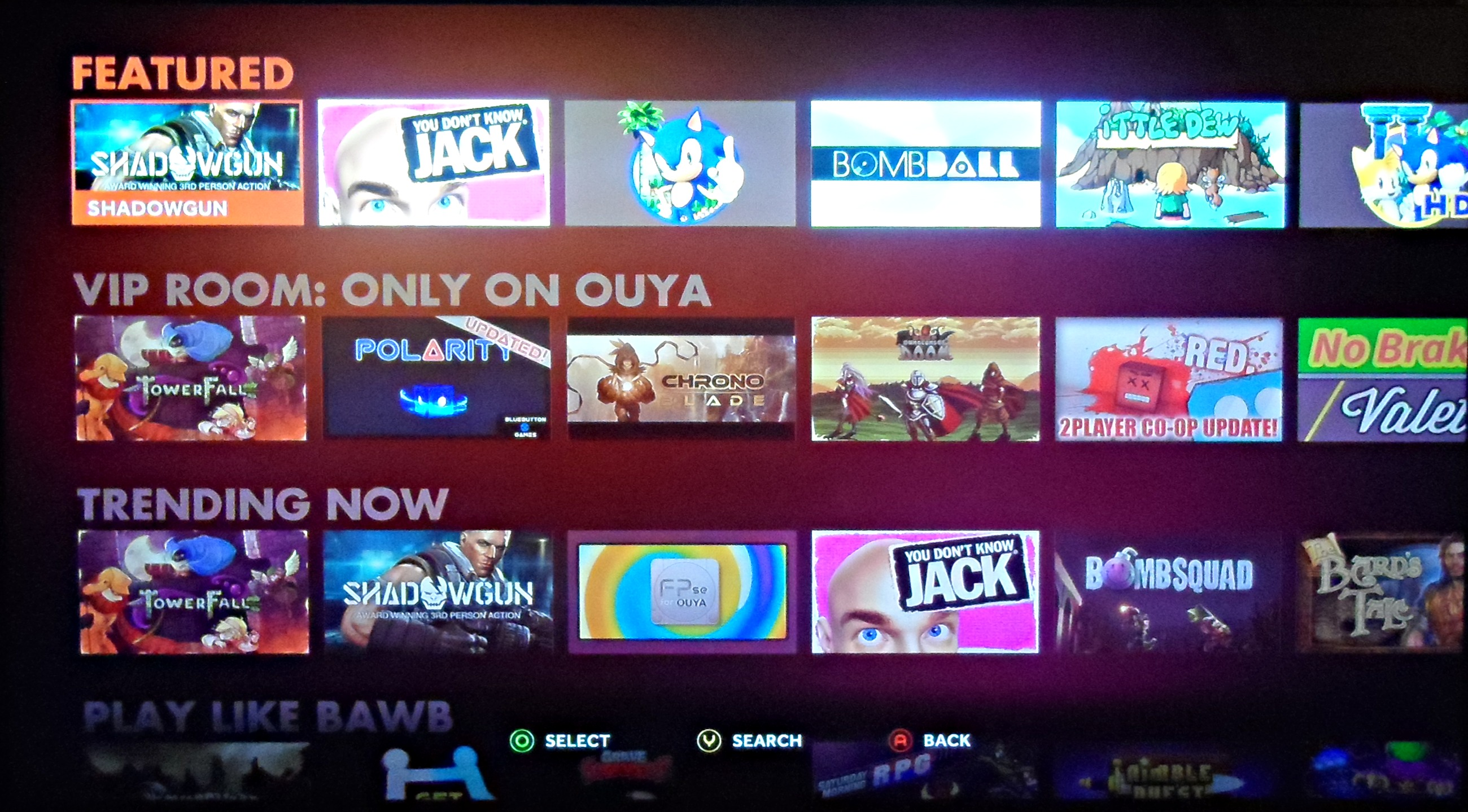 Humairs Blogs Blog Archive OUYA The Open Video Game Console For Users And Developers