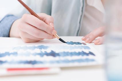 Как рисование улучшает настроение