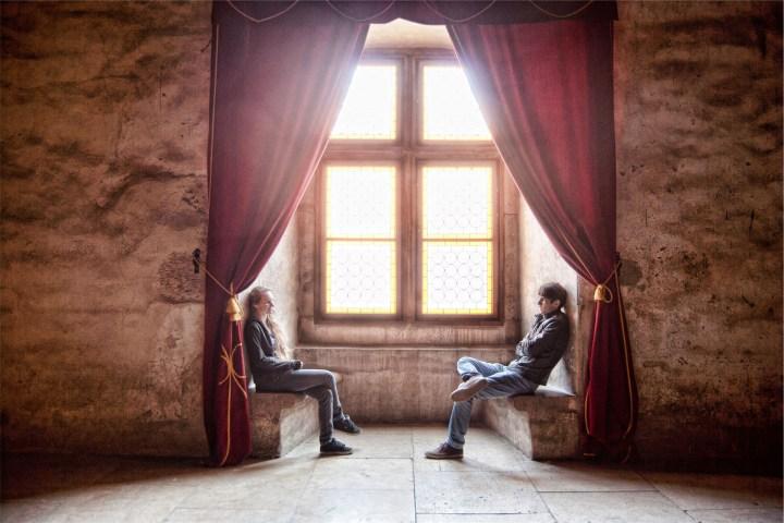 Вопросы, которые помогают незнакомцам влюбиться