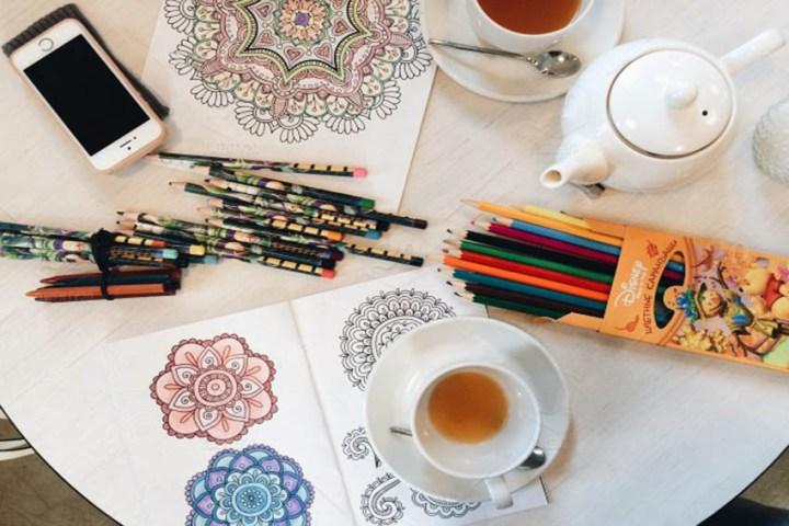 Что такое раскраски-антистресс и почему они нужны в любом ...