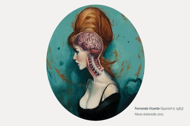 Искусство анатомии человека в иллюстрациях
