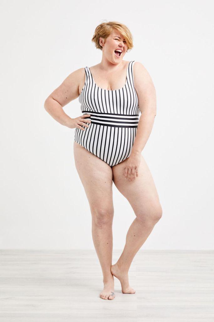 Лето для всех: что такое пляжное тело на самом деле.