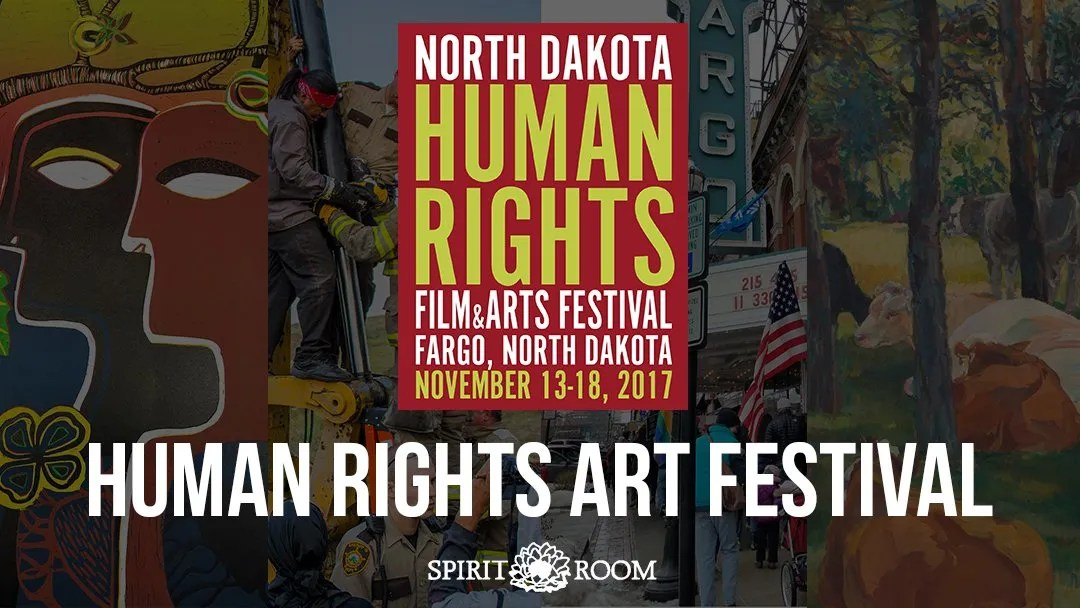 Human Rights Arts Festival Open Monday