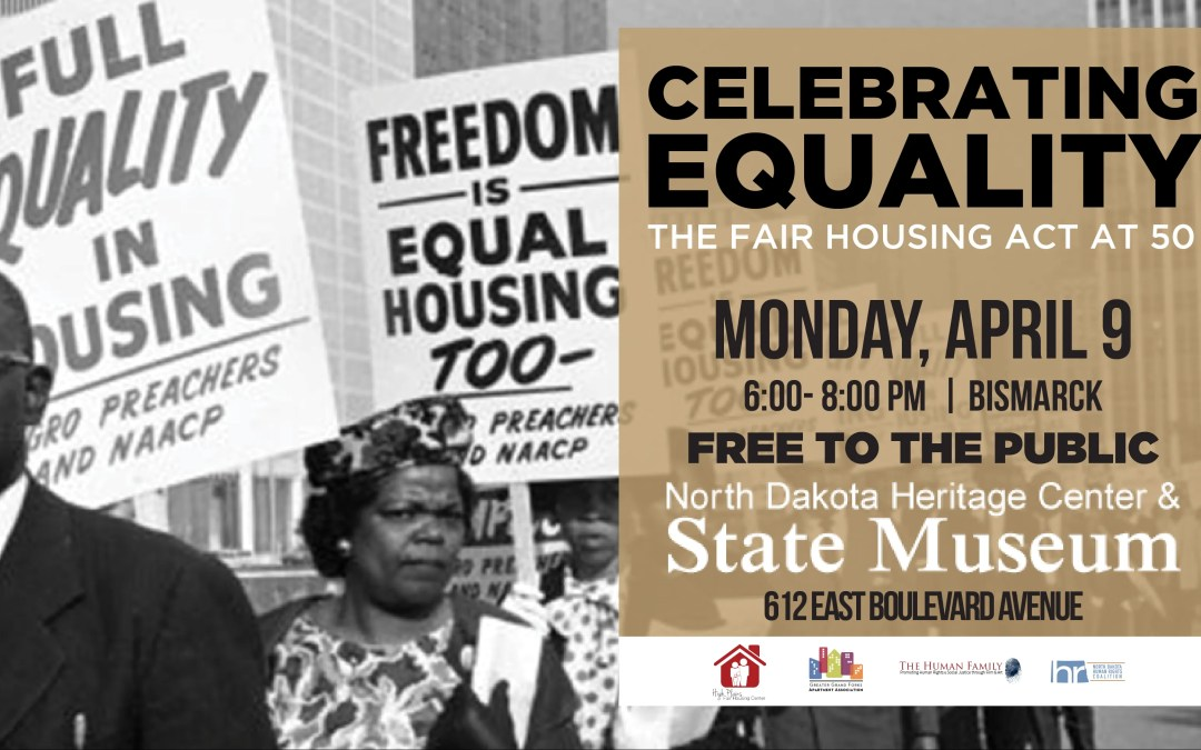 Local Experts Gather to Discuss the 50th Anniversary of the Fair Housing Act