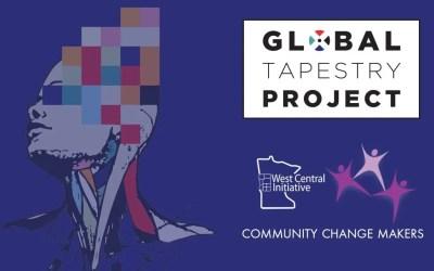 Global Tapestry receives Community Change Maker Grant
