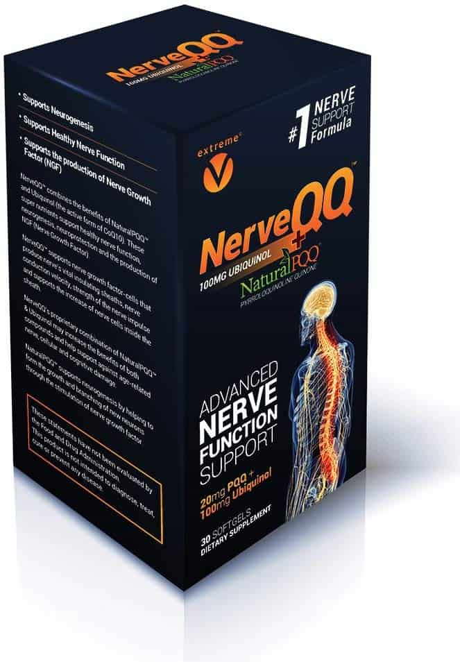 Advanced Neuropathy Formula Ubiquinol Vegetarian