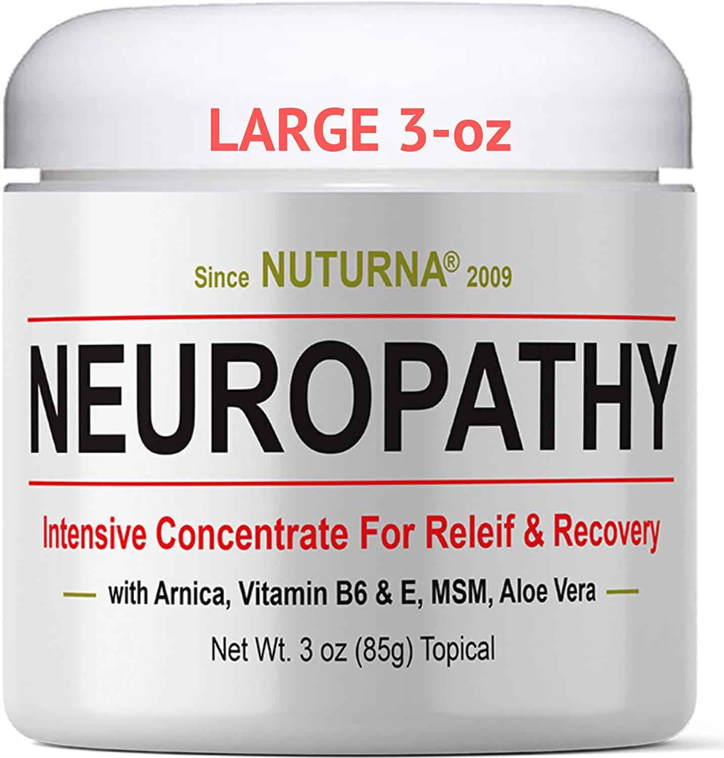 Clinical Strength Neuropathy Relief Advanced