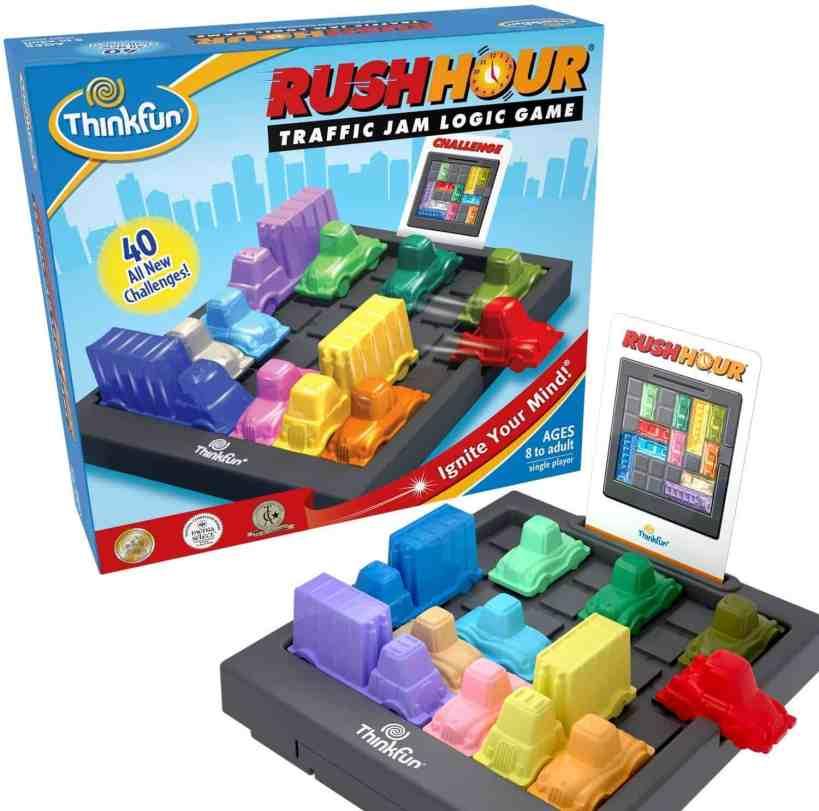 Rush Hour Traffic Jam Logic Game
