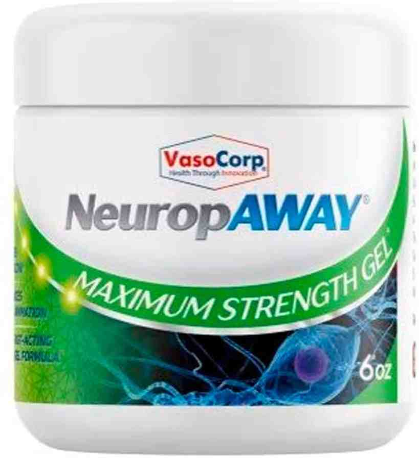 VasoCorp Neurop Pain Relief