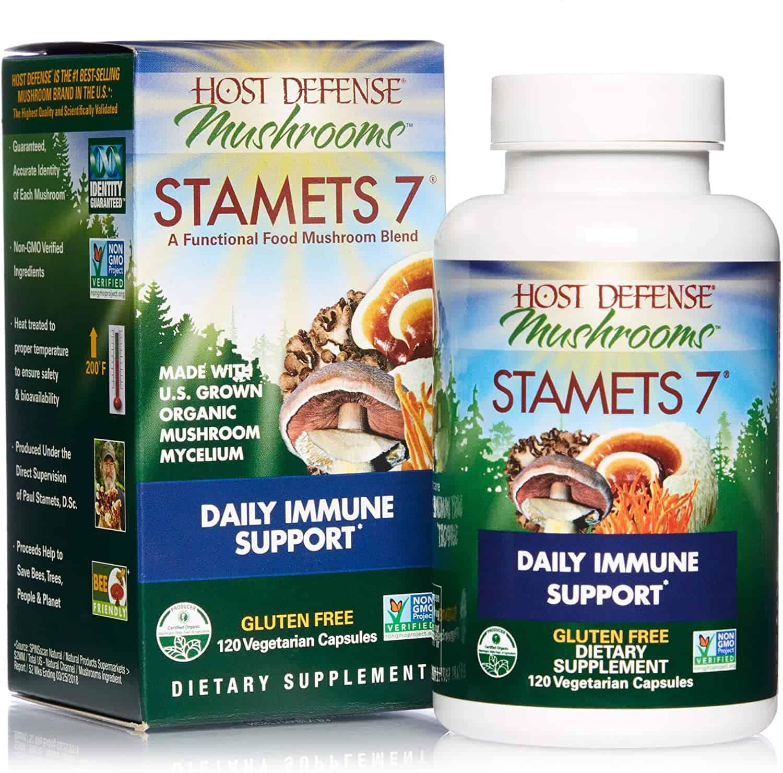 Host Defense Mushroom Supplements