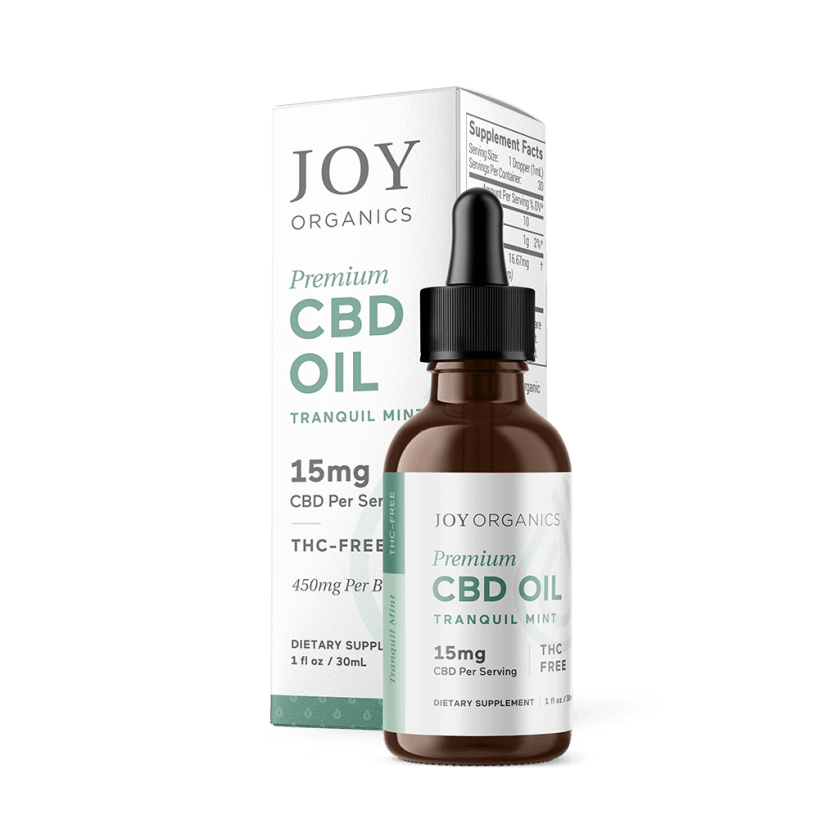 Joy Organics - CBD Oil