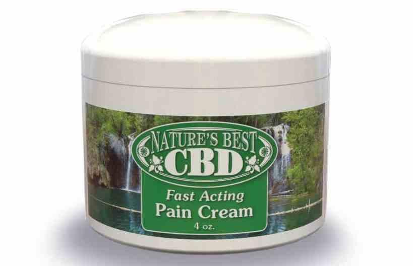 Nature's CBD Cream