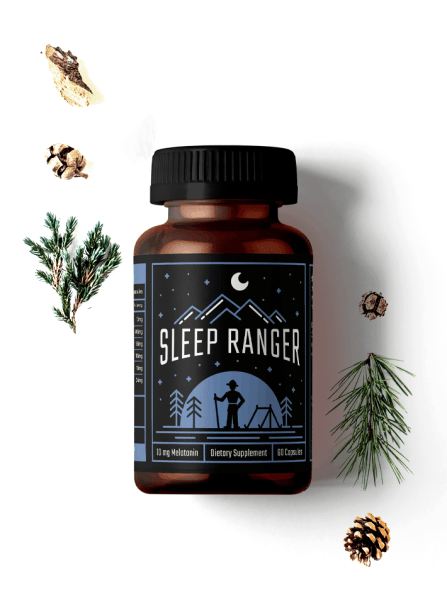 Sleep Ranger Premium Melatonin blend