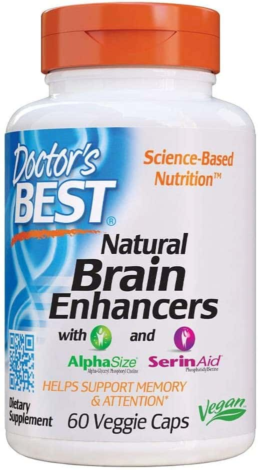 Doctors Best: Natural Brain Enhancers