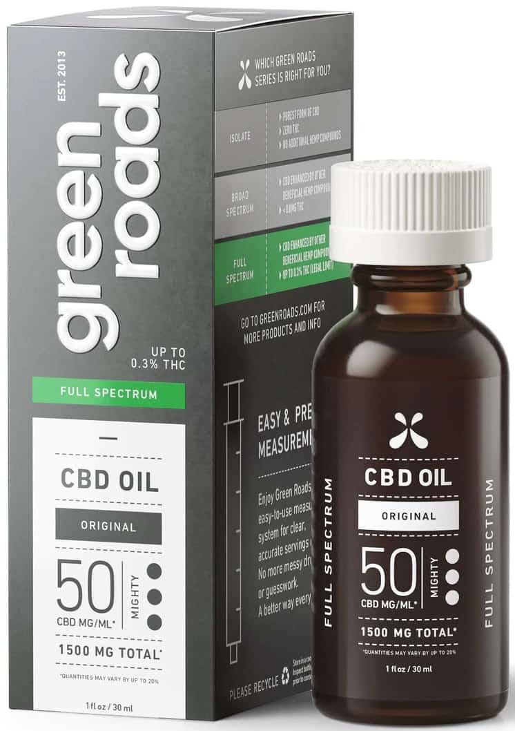 Green RoadsCBD Oil