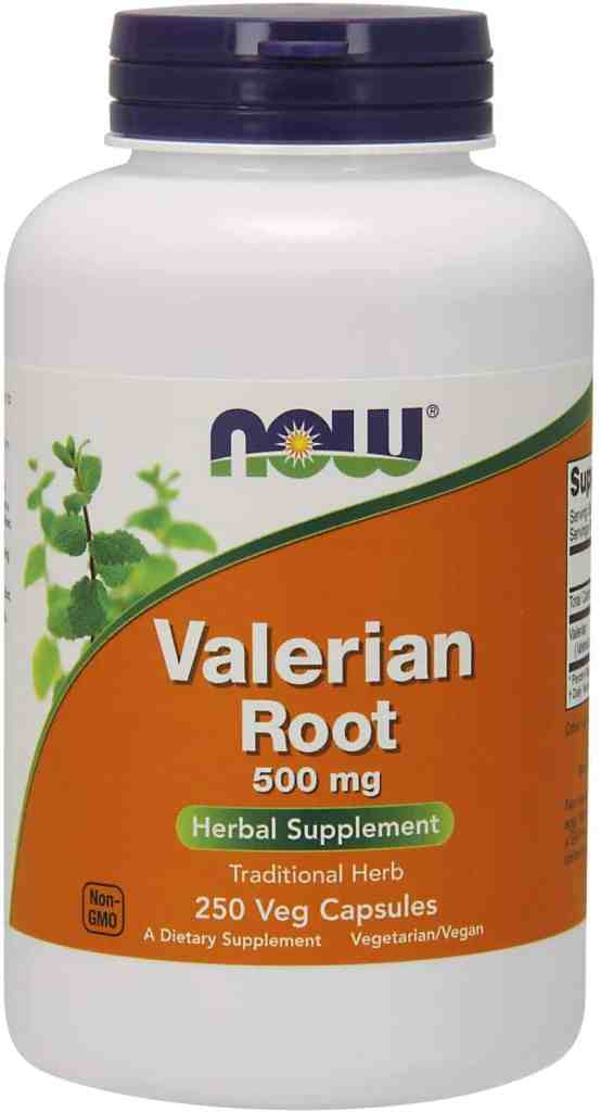 NOW Supplements, Valerian Root