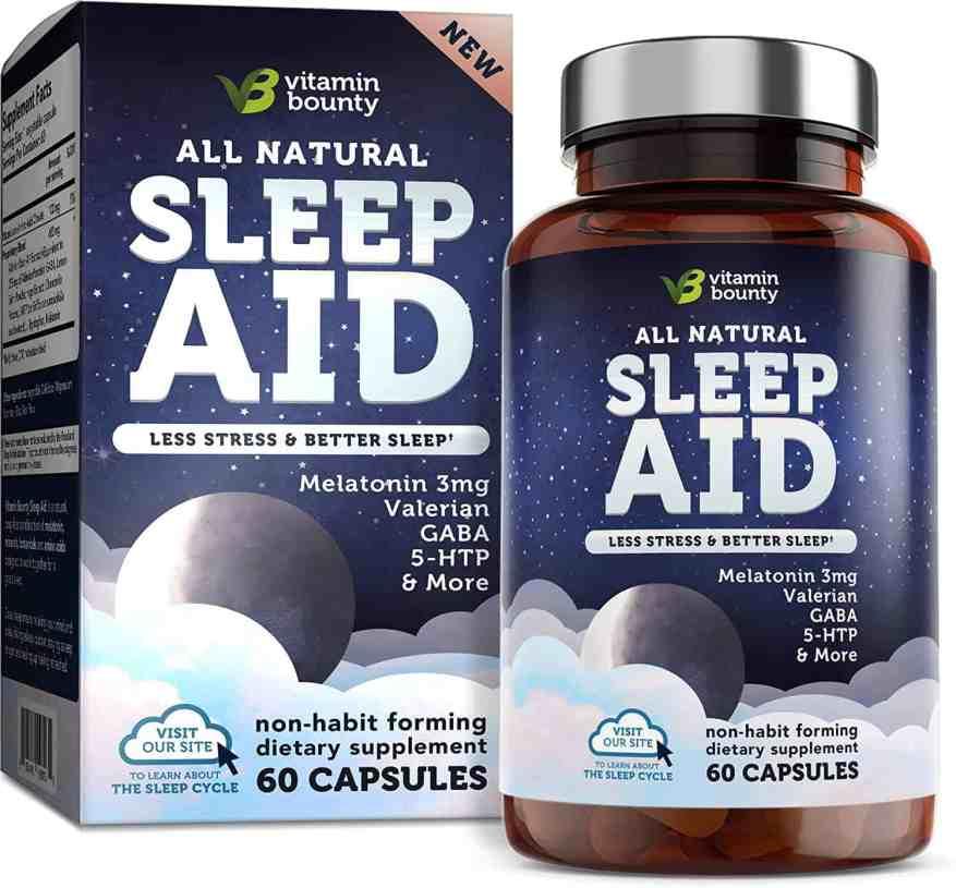 Vitamin Bounty Natural Sleep Aid
